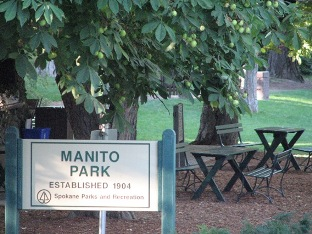 Manito Park Directions